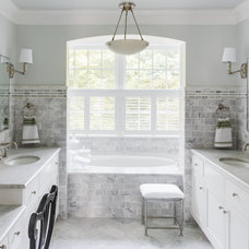 Traditional Bathroom by The Block Builders Group