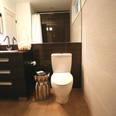 Contemporary Bathroom by The Design Directive