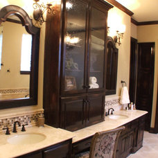Traditional Bathroom by The Gall Group: Design | Build | Remodel