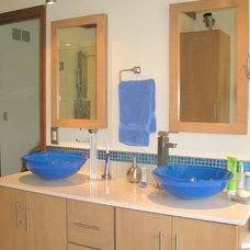 Contemporary Bathroom by Tyson Designs