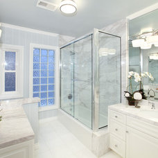 Bathroom by V.I.Photography & Design