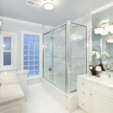 Bathroom by V.I.Photography & Design