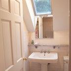 Exeter Pedestal Sink Waterworks Com Traditional