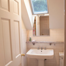 Traditional Bathroom by Walbridge Design Build, LLC