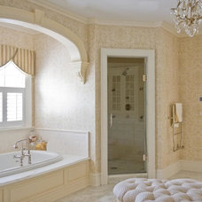 Traditional Bathroom by Well-Designed Interiors
