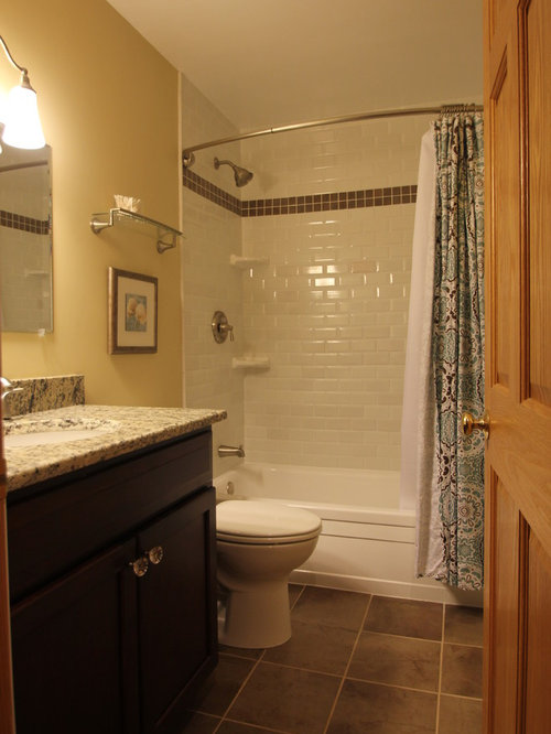 Basic Small Bathroom Remodel
