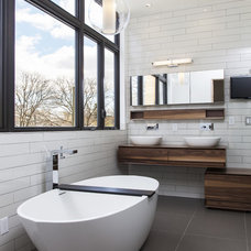 Contemporary Bathroom by WETSTYLE
