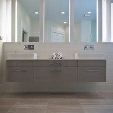 Contemporary Bathroom by Woodways