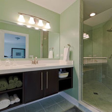 Contemporary Bathroom by Bradford And Kent