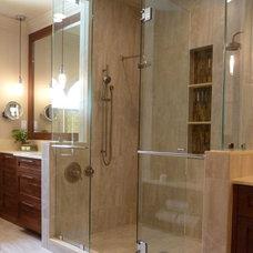 Contemporary Bathroom by Brian Patterson Designs, Inc.
