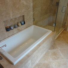 Contemporary Bathroom by Lockman Renovations LLC