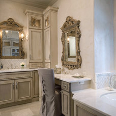 Traditional Bathroom by St. Louis Homes & Lifestyles Magazine