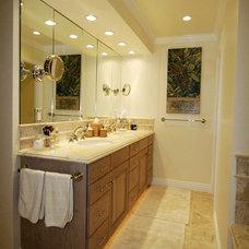 Traditional Bathroom by R.J. Spann