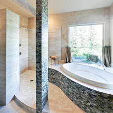 Contemporary Bathroom by Rick Keating Photographer, RK Productions
