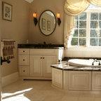 Comfortably modern retreat contemporary bathroom for Bath remodel salt lake city