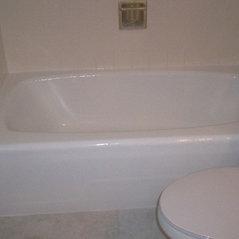 Great Tacoma, WA. Bathtub Repainting