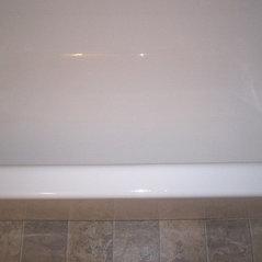 Bathtub Damage Repair And Refinish