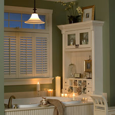 Traditional Bathroom by Contract Furnishings Mart