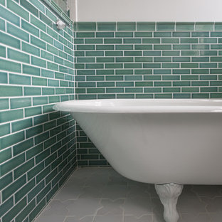 Photo of a traditional bathroom in San Francisco.