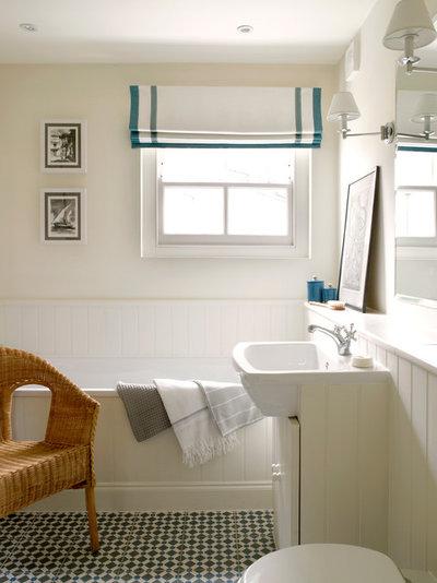 Contemporary Bathroom Battersea, Victorian Terraced House
