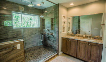 Battleground Contemporary Bathroom Remodel