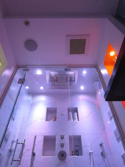 Modern Bathroom by holger hoos design