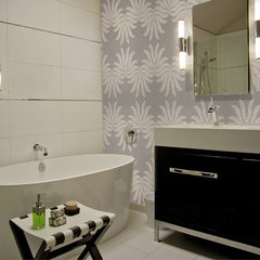 modern bathroom by Esteban Interiors