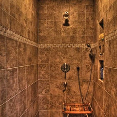 Traditional Bathroom by Middlehouse Builders, Inc.