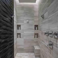 Contemporary Bathroom by Phil Kean Design Group