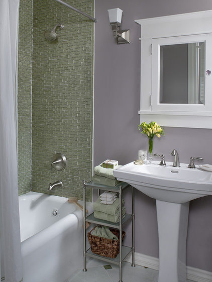 Traditional Bathroom by Ken Gutmaker Architectural Photography