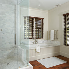 Traditional Bathroom by Allison Ramsey Architects