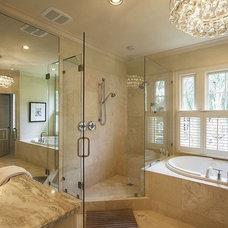 Traditional Bathroom by DOXA Home