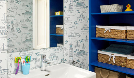 10 Bathroom Display Units That Are High on Style