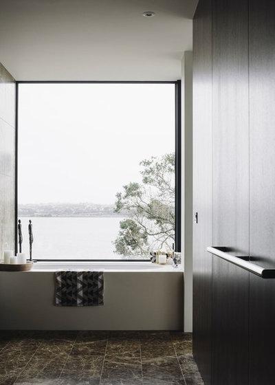 Contemporary Bathroom by Trinity Interior Design