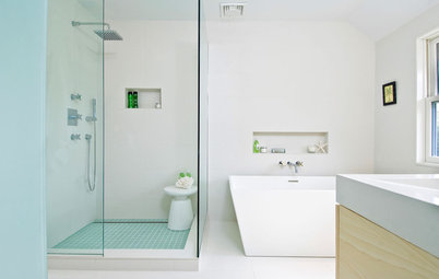 How to Choose the Right Floor for Your Shower