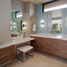 Contemporary Bathroom by Silva Studios Architecture