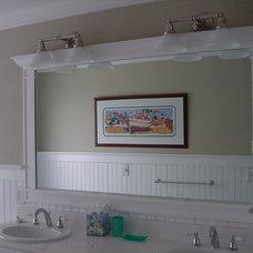 Traditional Bathroom by Walsh Krowka & Associates, Inc