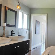 Beach Style Bathroom by Ayelet Designs