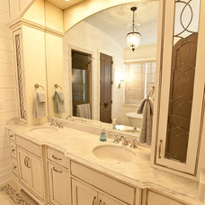 Beach Style Bathroom by Andrew Roby General Contractors