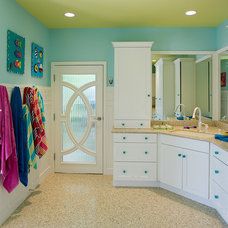 Beach Style Bathroom by J.Banks Design Group
