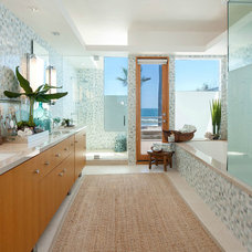 Beach Style Bathroom Beach Style Bathroom