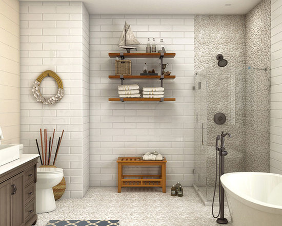Homedepot Bathroom Design Ideas Remodels Photos