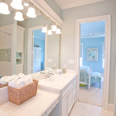 Traditional Bathroom by Creative Touch Interiors
