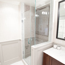Beach Style Bathroom by Carick Home Improvements