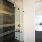 Intimate Hideaway Contemporary Bathroom Sydney By