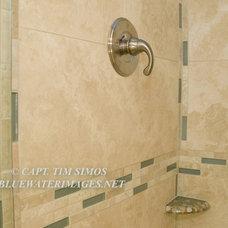 Tropical Bathroom Beachside Bedroom Shower
