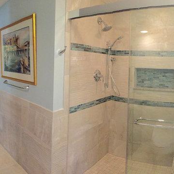 Beachy Annapolis Guest Bath
