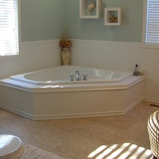 Inredning av ett exotiskt badrum