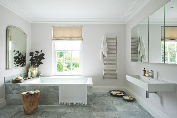 Contemporary Bathroom by JIS Europe Limited
