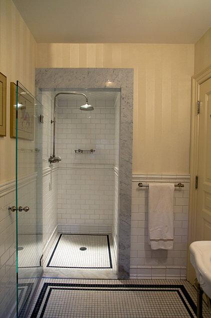 Traditional Bathroom by Schranghamer Design Group, LLC